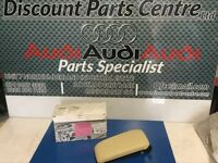 AUDI A3 S3 RS3 8P CREAM LEATHER ARMRET LID BRAND NEW