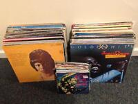 RECORD COLLECTON LP's + Singles