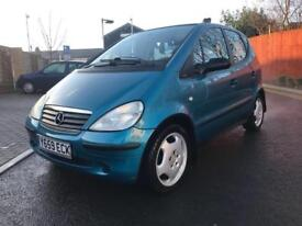 Mercedes A class LOW MILLAGE a140 1.4 not polo golf lupo corsa Astra