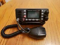 New Standard Horizon VHF Radio