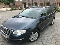 VW Passat 2.0 TDI*170 hp*SEL*Diesel*6 speed,Full Leather*Full service,2 owners,hpi clear,2 keys