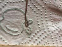 9ct gold bracelet for sale