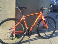 NEW Specialized Crux E5 Cyclocross Bike - ridden less than 10 times! £600