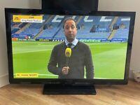 42 inch Panasonic TV (freeview)