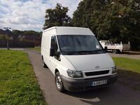 FORD TRANSIT 280 MWB SEMI HIGH TOP 05 2005 PX POSSIBLE
