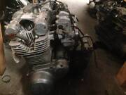 SUZUKI GS 750 1979 ENGINE AND CARBYS St Agnes Tea Tree Gully Area Preview
