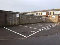 Parking Spaces to rent: Lyndhurst Avenue off Selborne Avenue Aldershot GU11 3RW