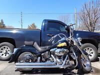 "FOR SALE or TRADE for ""1999softail standard or custom"""