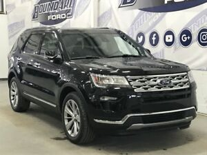 2018 Ford Explorer Limited 300A 3.5L