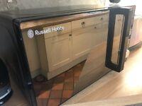 Russell Hobbs Microwave - black/mirrored