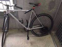 Single speed/fixie fixed gear bike Small - Good condition