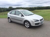 2006 56 FORD FOCUS 1.6 ZETEC CLIMATE 5DR ** JUST 49K MILES SINCE NEW **