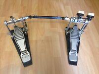 Yamaha double pedal DFP880