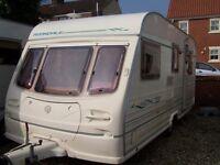 caravan camper avandale