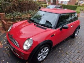 Red MINI Hatch 1.6 3dr | Fantastic condition