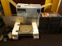 PS1, PS2 and Gamecube bundles for sale