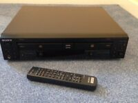 Sony Compact Disc Recorder Model RCD-W100