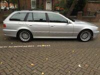 2003 BMW 5 Series 525D SE (E39) Estate – Automatic, Diesel, Sat-Nav, Bluetooth, Full Service History