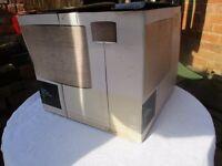 Asda Chrome floor lamp - BRAND NEW AND STILL IN BOX