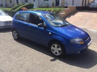 2007 Chevrolet Kalos S 1.2 5 Door FSH Full MOT