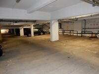 PRIME LOCATION! Secure, Covered Car Parking Space in Tollcross