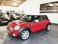 MINI HATCH COOPER (red) 2009