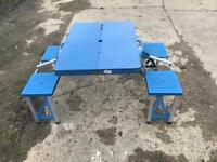 Used fold up table