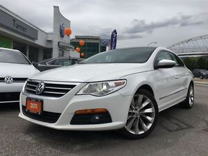2011 Volkswagen CC Highline 3.6L 4Motion