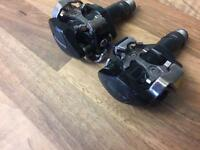 Shimano SPD M505 Pedals