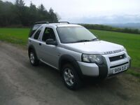 "2004/04 Land Rover Freelander td4 se ""facelift diesel"" - may swap or px"