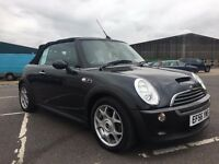 Mini Cooper S, Cabrio, petrol, LOW Mileage