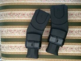 Maxi Cosi Car Seat Adaptors. Ideal EBay item. £2.00 each