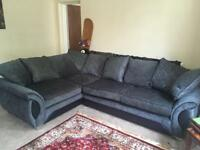 6 month old corner sofa bed bought for £1600