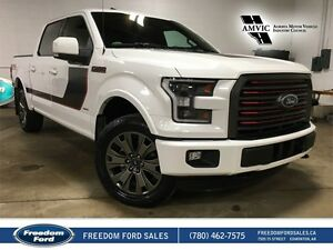 2016 Ford F-150 Lariat | Heated Seats, Backup Camera, Navigation