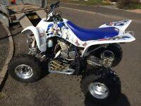 PERFECT XMAS PRESSIE....Suzuki ltz 400 off road quad bike