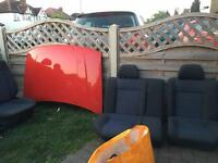 Vw polo 6n parts bonnet bumper rear lights and more !!! NEED GONE !!!