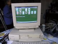 Vintage Home Computer Mitsubishi Apricot MS Series Weymouth