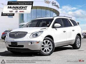 2012 Buick Enclave CXL2 | Nav | Sunroof | Heated and Cooled Seat