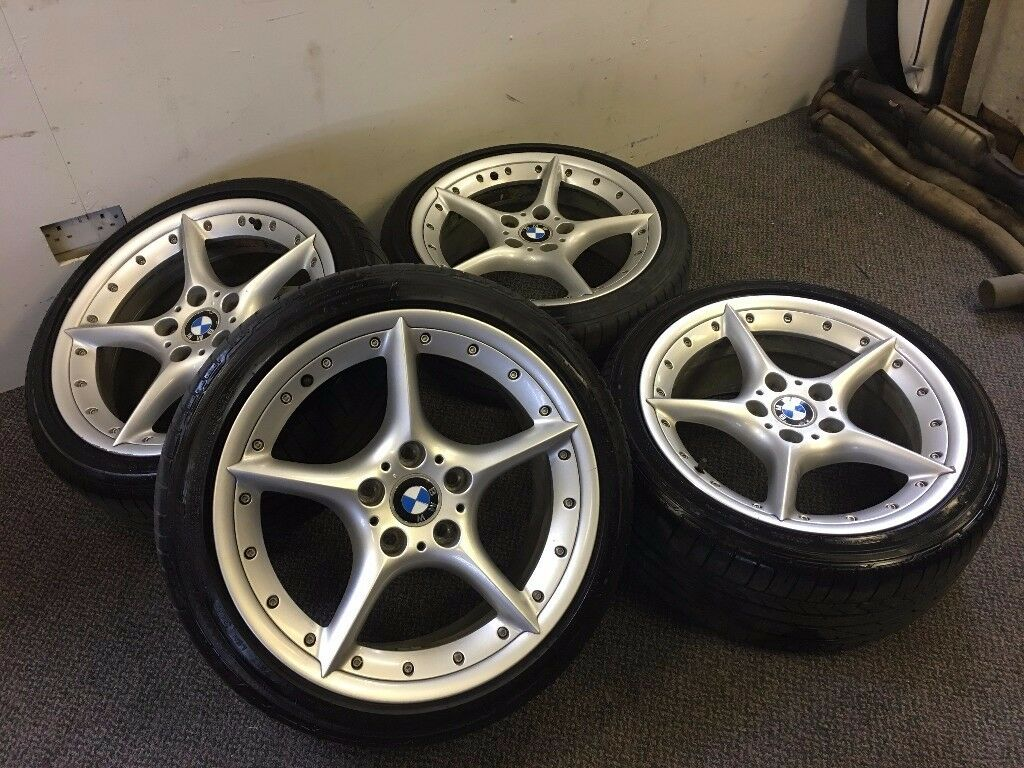 Bmw Bbs Style 108 Z4 M Sport 18 Quot Split Alloy Wheels