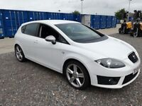 SEAT LEON FR 170 tdi 2009 facelift model