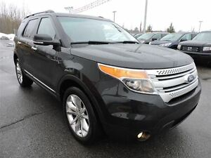 2015 Ford Explorer XLT/4WD/UN PROPRIETAIRE