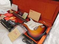 Fender 65 Stratocaster American Vintage Reissue, USA, Sunburst, Rosewood