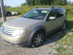 2008 Ford Taurus X ws4958~~Parts Available