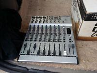Behringer Eurorack MX1604 mixer