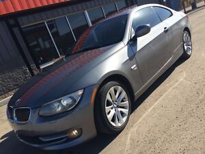 2011 BMW 328xi coupe AWD, 69kms, automatic