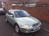 Rover 25, 2001, 1.4, 6 Months Mot, Excellent Reliable Car...
