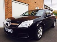 2008 58 Vauxhall Vectra 1.8 Petrol+LOW MILES+65,000 Exc Cond nt passat mondeo cdti focus a4 insignia