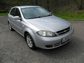Chevrolet Lacetti 1.6 SX. Very good condition. Well maintained.