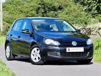 (2010) VOLKSWAGEN GOLF 1.4 S 5d 80 BHP 5 HATCHBACK - ALLOYS -FSH - VERY LOW MILES -FINANCE AVAILABLE