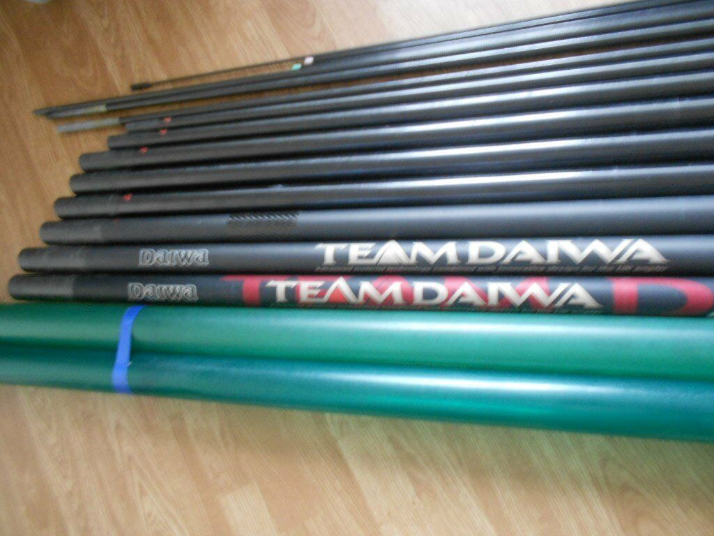Quality used fishing poles for sale in leigh manchester for Used fishing gear for sale
